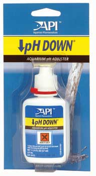 API pH DOWN, 1.25 oz
