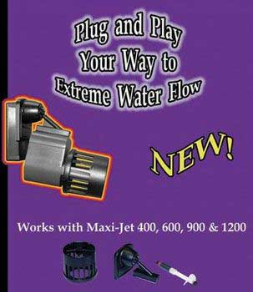 Algae Free Sure Flow 1600 Maxi-Jet Upgrade Kit