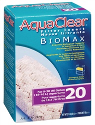 AquaClear BioMax 20 Filter Insert