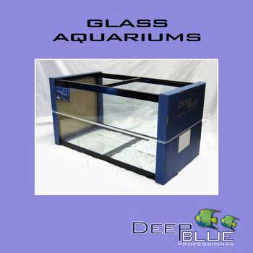 Deep Blue 20H Gallon Aquarium