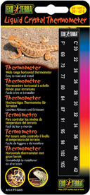Exo-Terra Liquid Crystal Thermometer