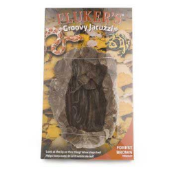 Fluker's Groovy Jacuzzi, large Forest Brown