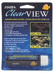 Marina Clear View Background Solution, 1 fl oz