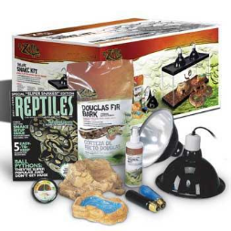 Zilla Deluxe Snake Kit, 20L