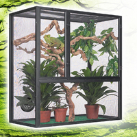 "Zilla Fresh Air Screen Habitat, 18"" x 12"" x 20"""