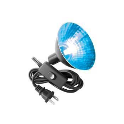 Zilla Mini Halogen Bulb, blue 25w