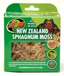Zoo Med New Zealand Sphagnum Moss, 80ci