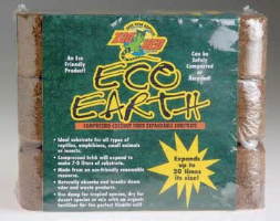 Zoo Med Eco Earth, 3 brick pack