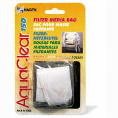 AquaClear 30 (150) Nylon Media Bag-2pack