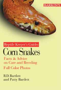 Barron's Reptile Keeper's Guides Corn Snakes