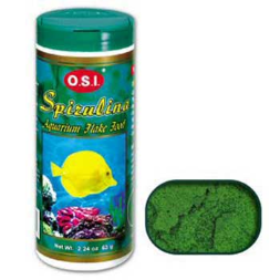 O.S.I. Spirulina Flake Food, 2.24 oz