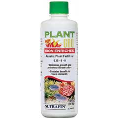 Nutrafin Plant Gro Fertilizer, 8 oz