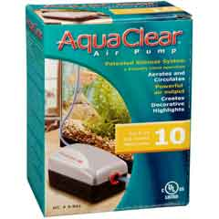 AquaClear 10 Air Pump