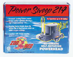 Zoo Med Power Sweep 214